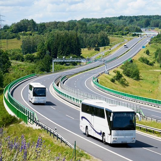 Ardcavan Coach Tours: Private hire